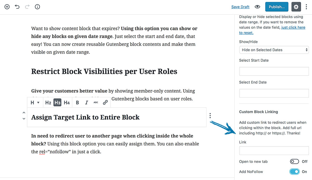 Introducing Block Options: Your Complete WordPress Gutenberg Management Tool